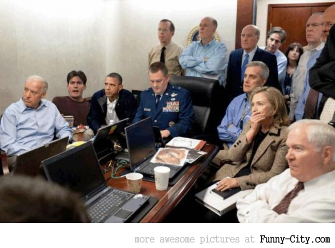 18+8 photoshoped pictures of the Situation Room [792]