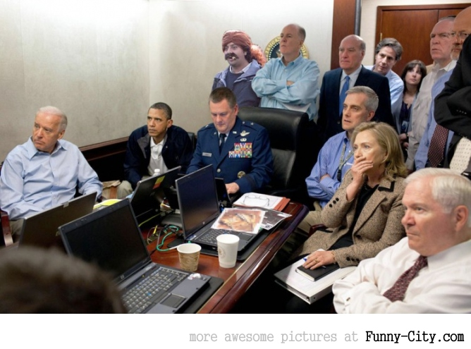 18+8 photoshoped pictures of the Situation Room [797]