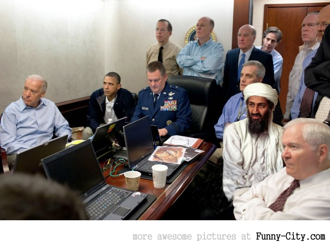 18+8 photoshoped pictures of the Situation Room [857]