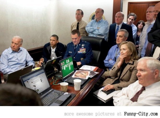18+8 photoshoped pictures of the Situation Room [787]