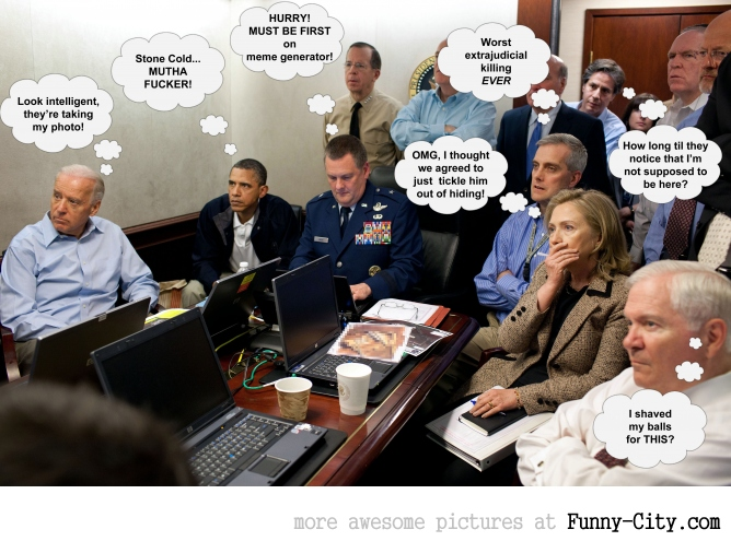 18+8 photoshoped pictures of the Situation Room [813]