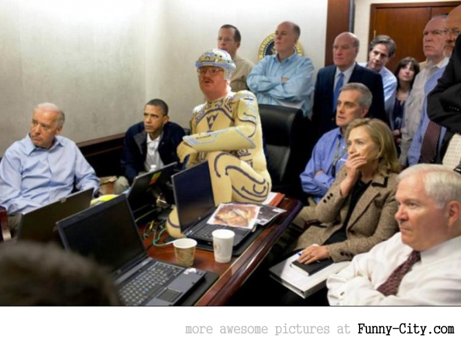 18+8 photoshoped pictures of the Situation Room [817]