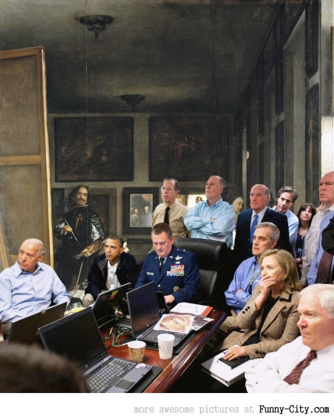 18+8 photoshoped pictures of the Situation Room [858]