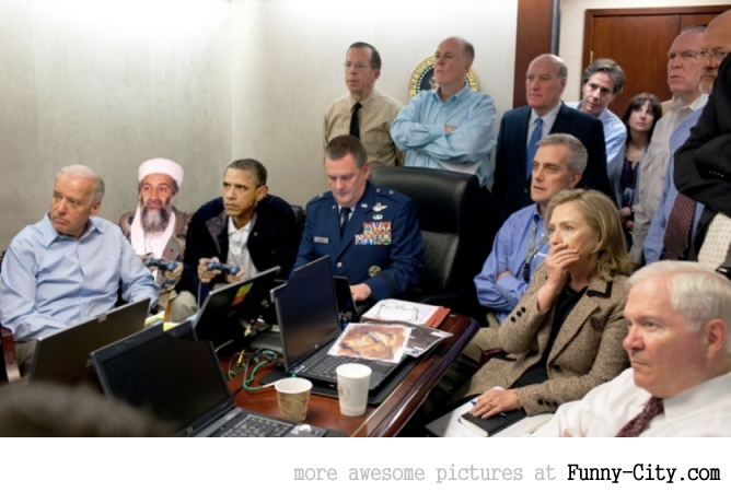 18+8 photoshoped pictures of the Situation Room [791]