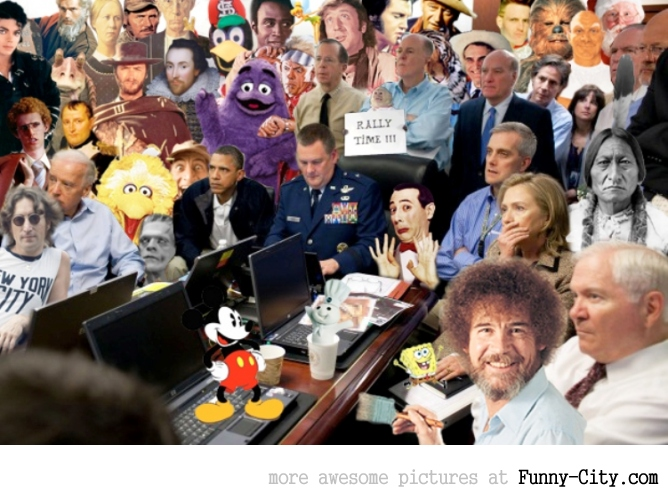 18+8 photoshoped pictures of the Situation Room [798]