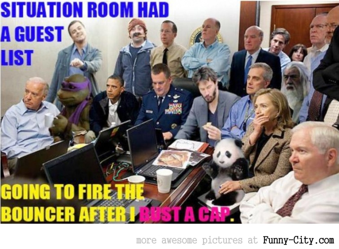 18+8 photoshoped pictures of the Situation Room [815]