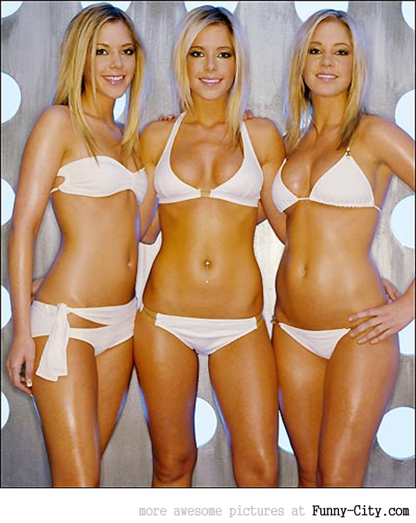 Sexy twins and triplets! [31 photos] [3045]