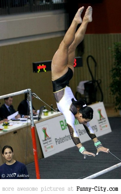 7 extremely hot gymnasts [24 pics] [7644]