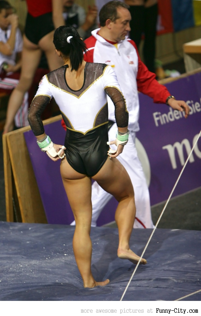 7 extremely hot gymnasts [24 pics] [7646]