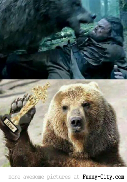 And the Oscar goes to... (Part 1)