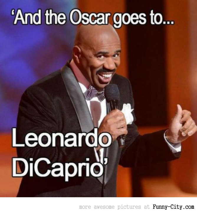 And the Oscar goes to... (Part 2)
