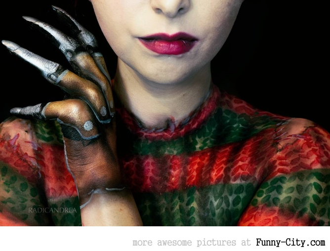The power of makeup (13 photos)