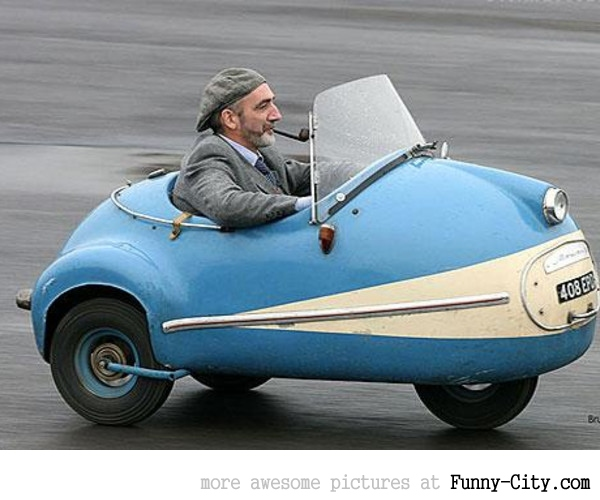Weird cabrio cars (10 photos)