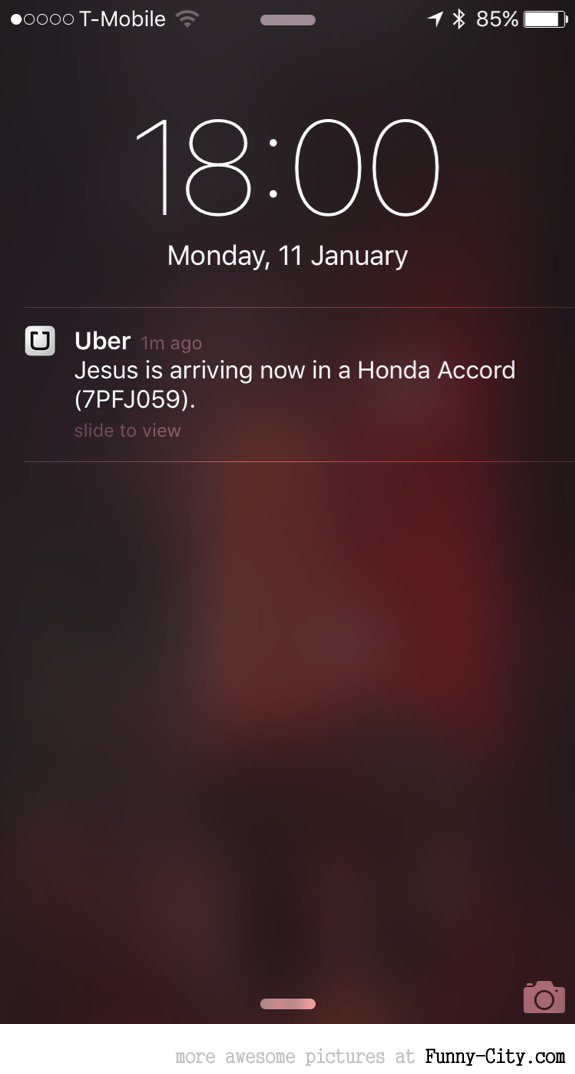 The Second Coming isn't quite what I expected... [11440]